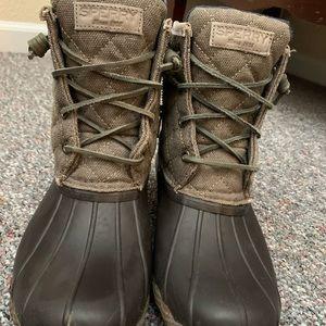 Women's Sperry Saltwater Duck Boots